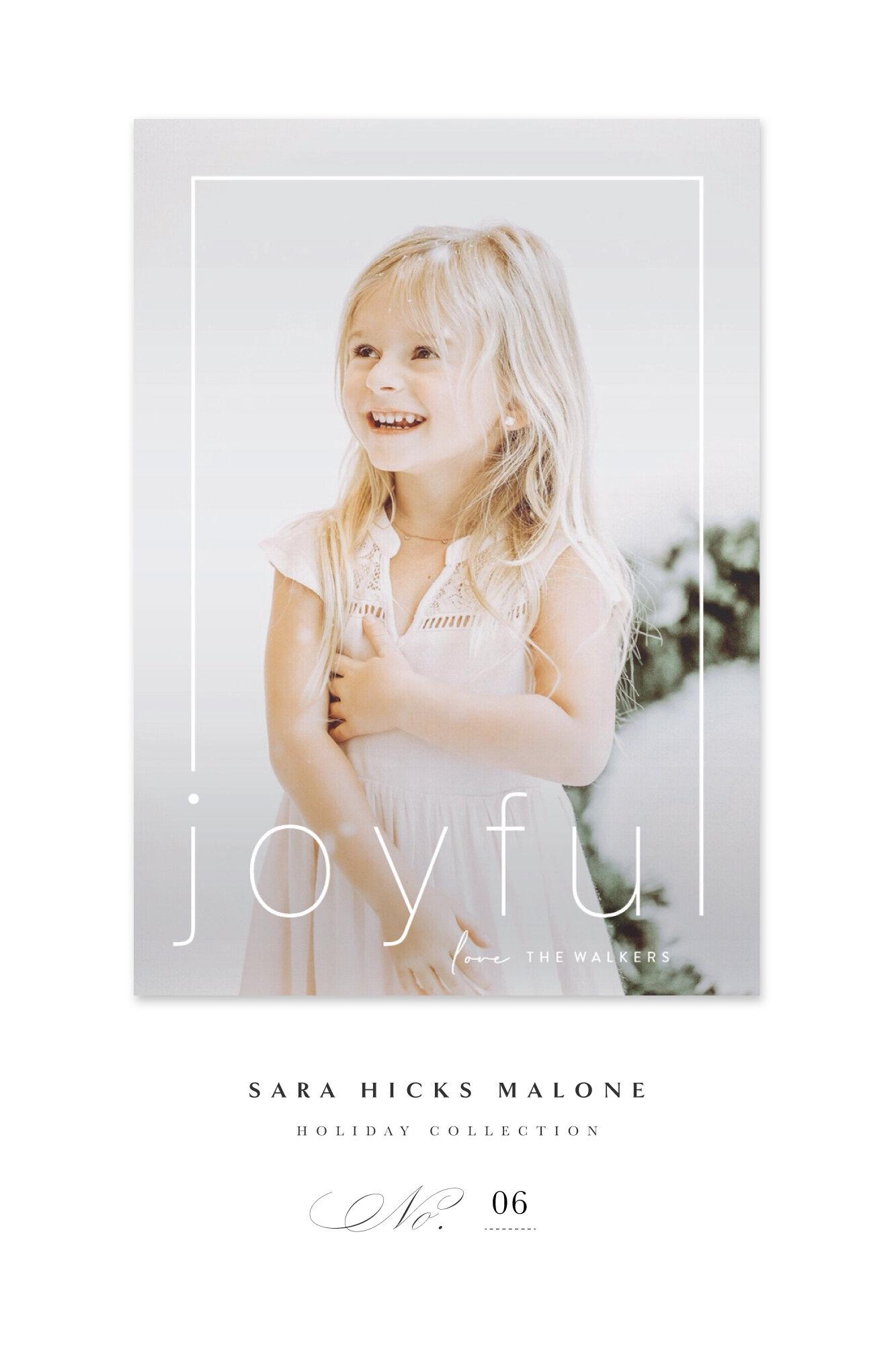 'JOYPOINT' BY SARA HICKS MALONE