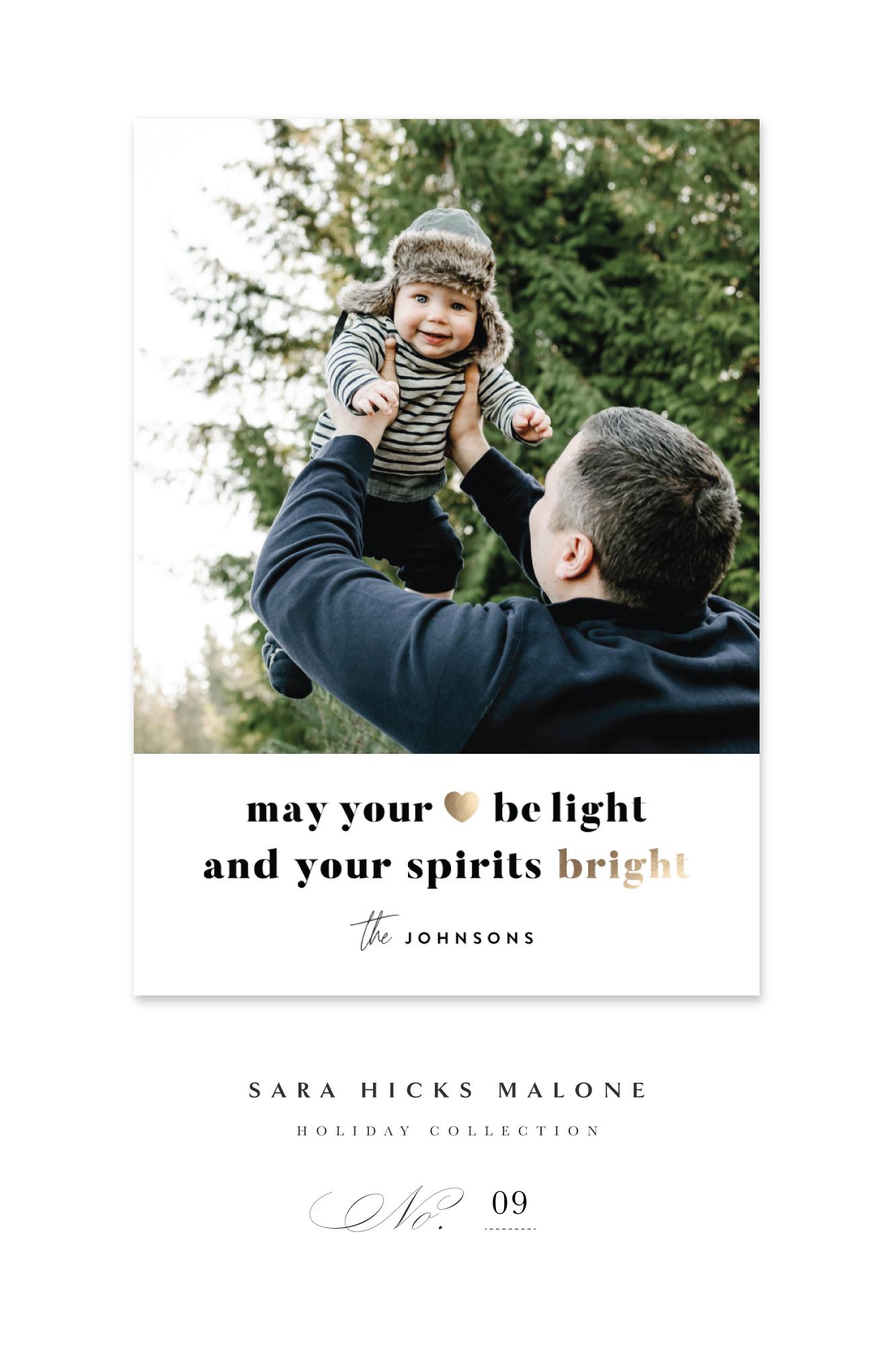 'light heart bright spirit' by Sara Hicks Malone