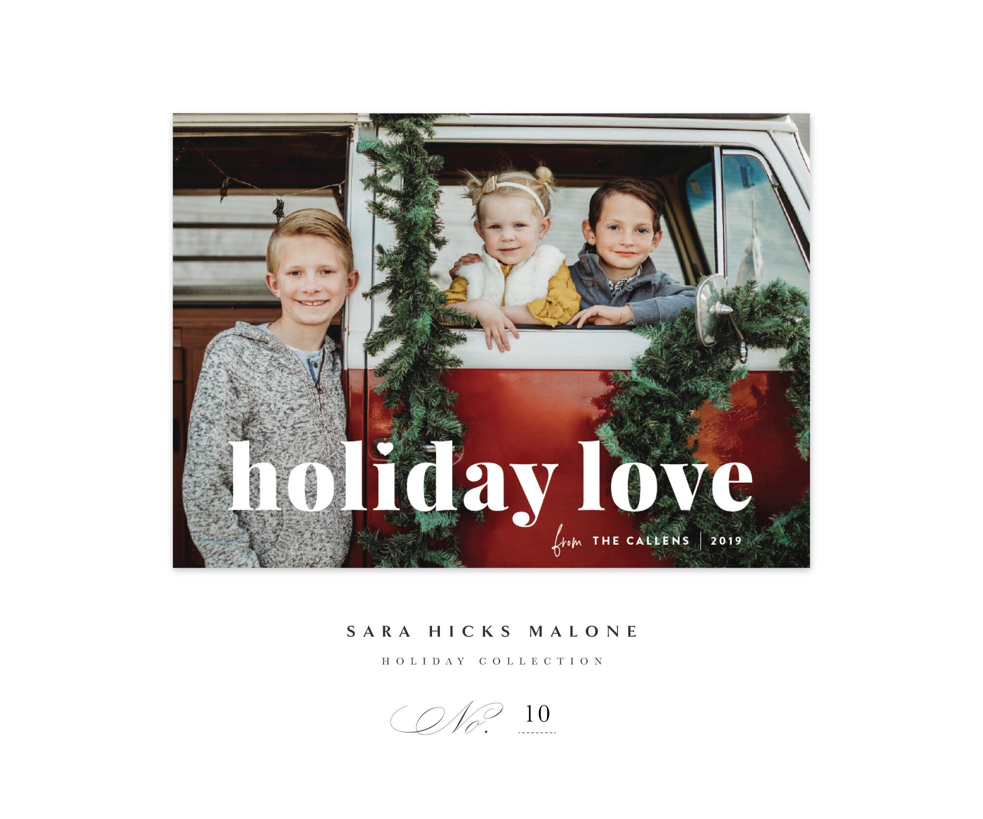 'Vintage Holiday Love' by Sara Hicks Malone