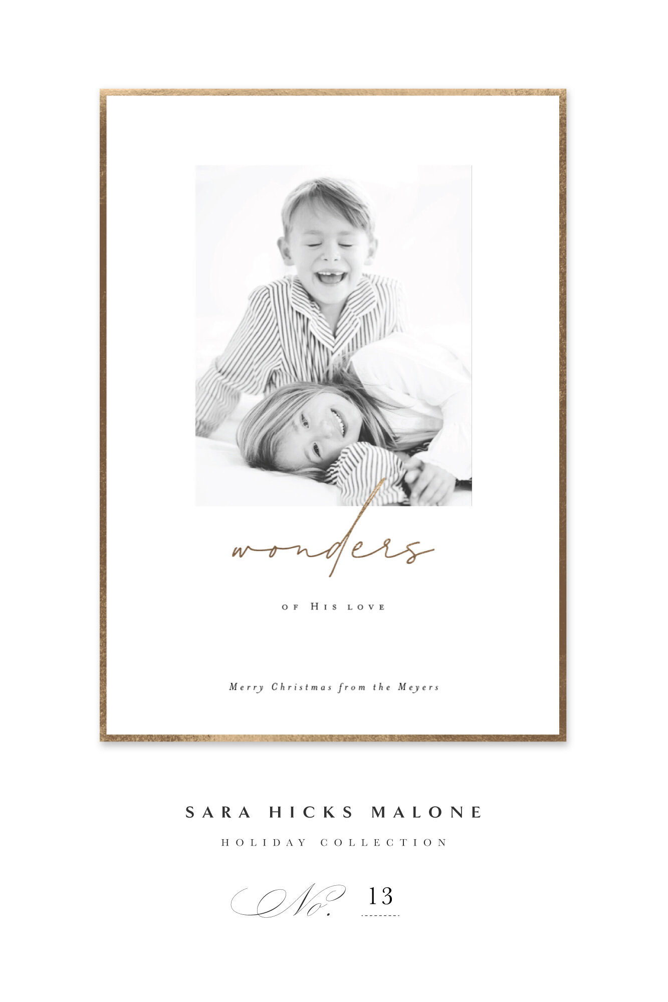 'WONDERS FRAME' by Sara Hicks Malone