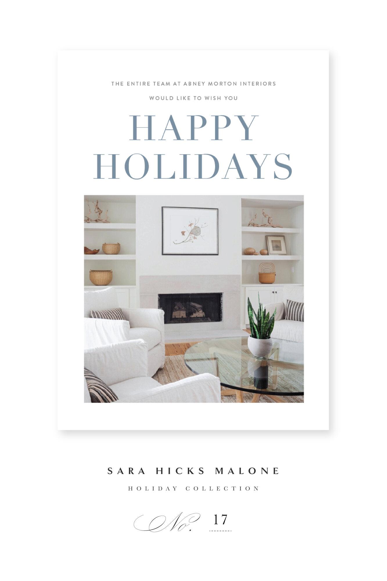 'SIMPLE GREETINGS' by Sara Hicks Malone