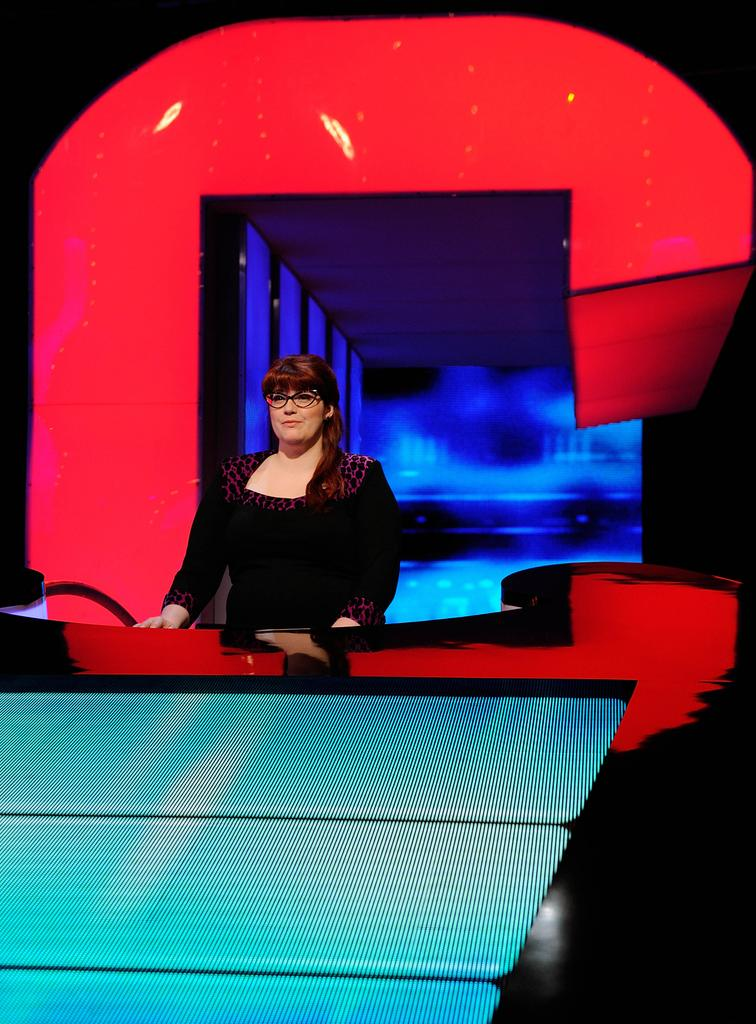 Jenny Ryan in the hotseat on The Chase