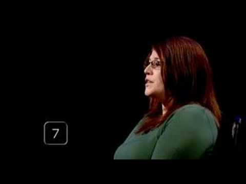 Jenny Ryan on BBC Mastermind answering questions on Buffy the Vampire Slayer