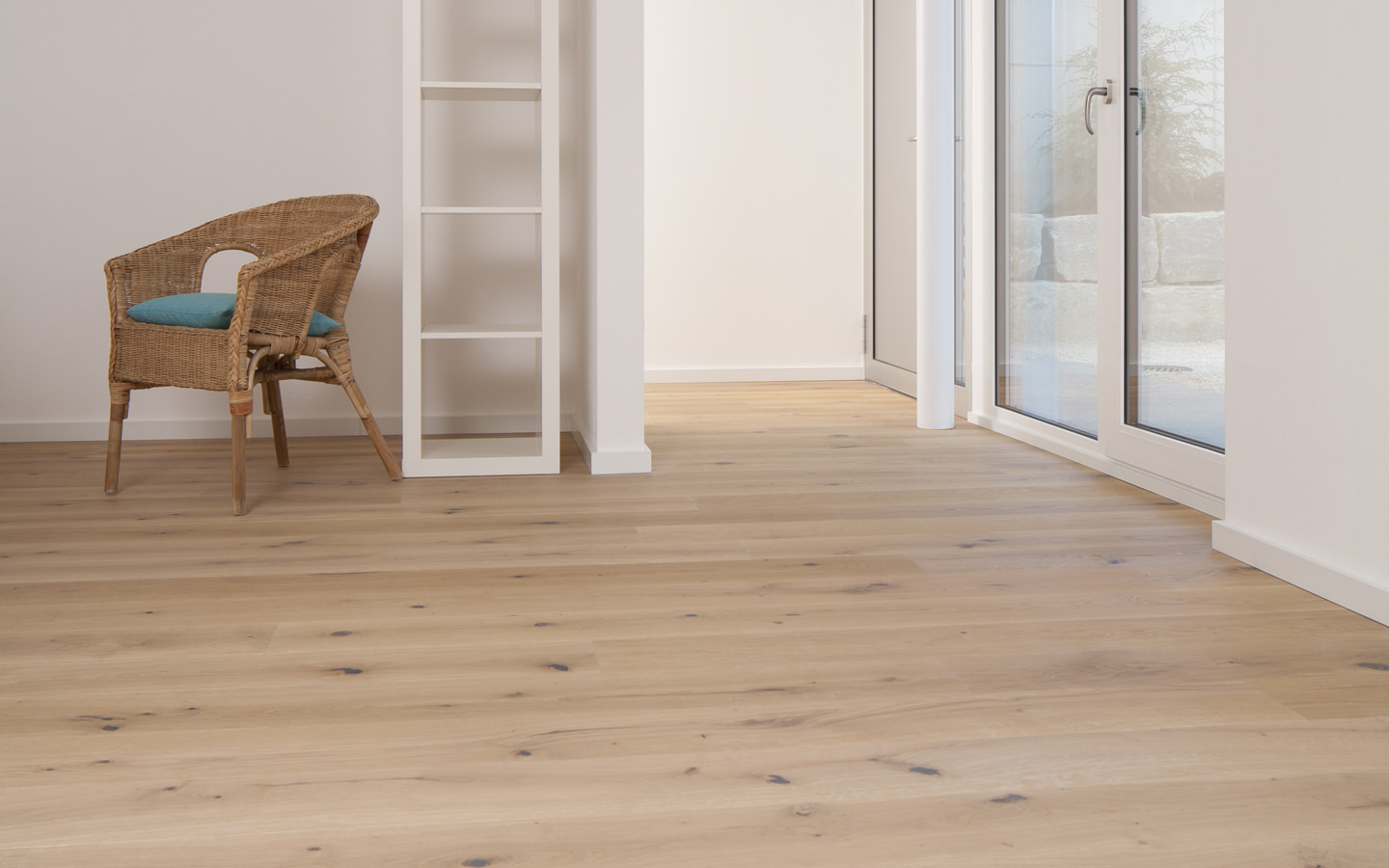 Villa 35 Rustico Oak Swiss Brushed and Oiled (Adler photo)