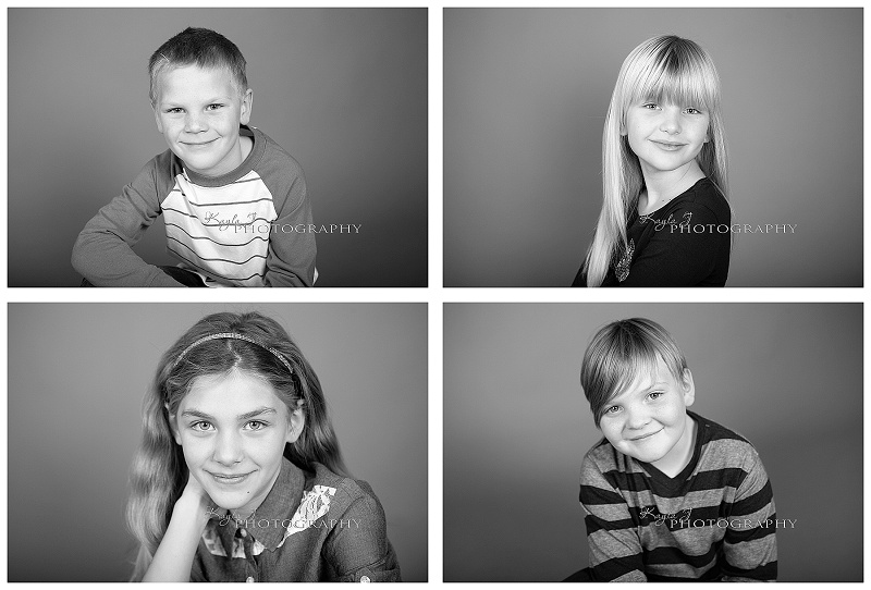 Love these four so much. Blake's cousins on my side. (Best gift for Grandma)