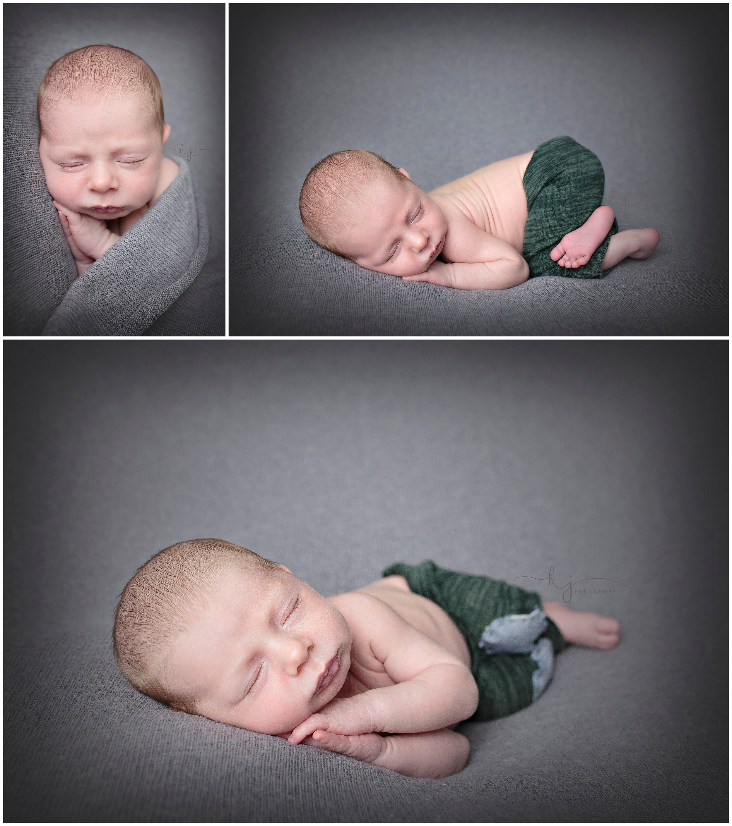 Kayla J Photography, newborn photographer, seattle newborn photograher, newborn boy, newborn studio photographer (2).jpg