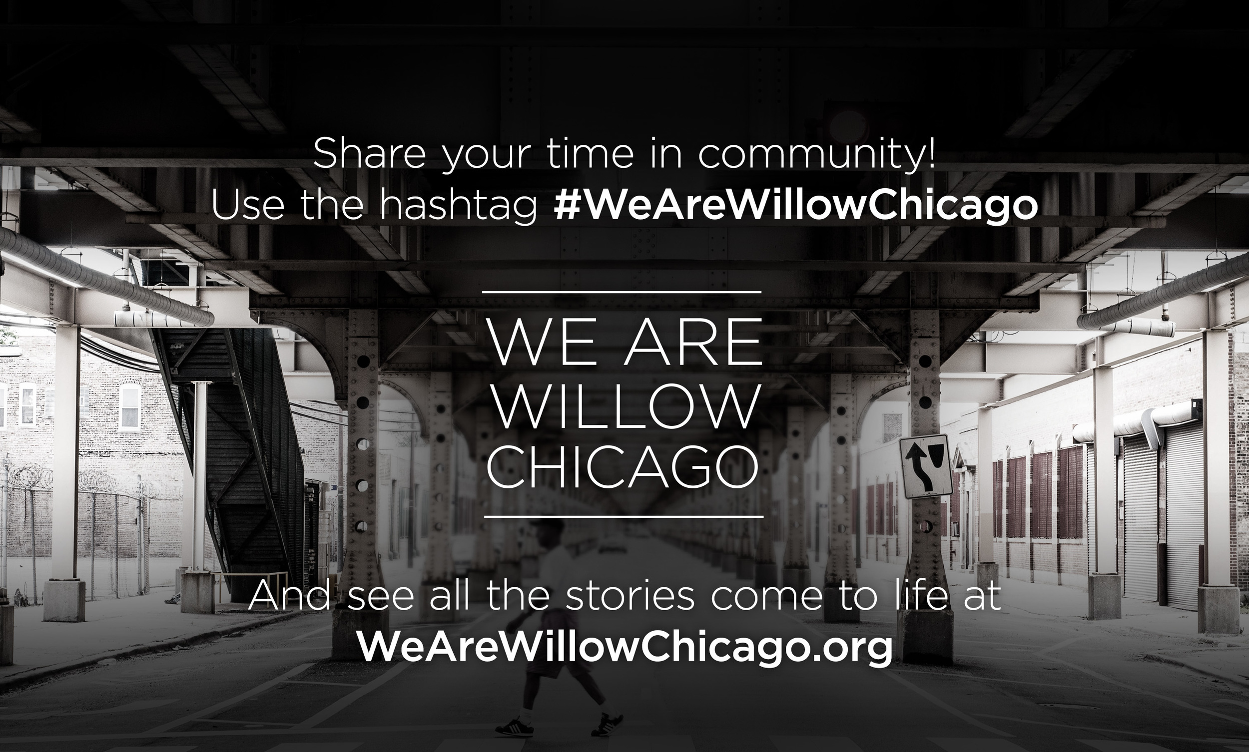 We Are Willow Chicago Website