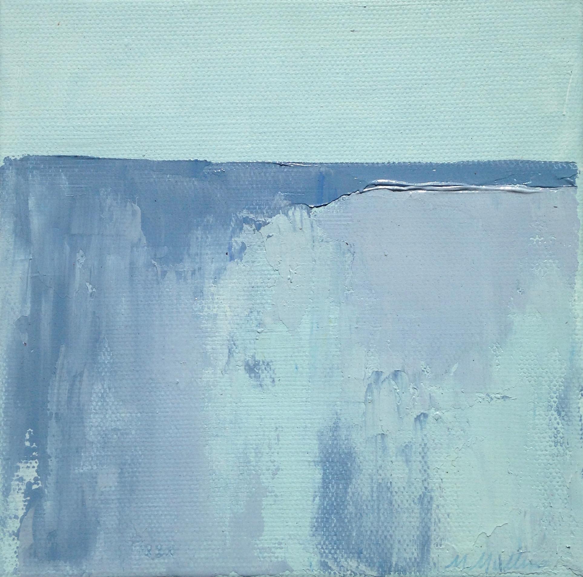"Oil on Canvas   6"" x 6"""