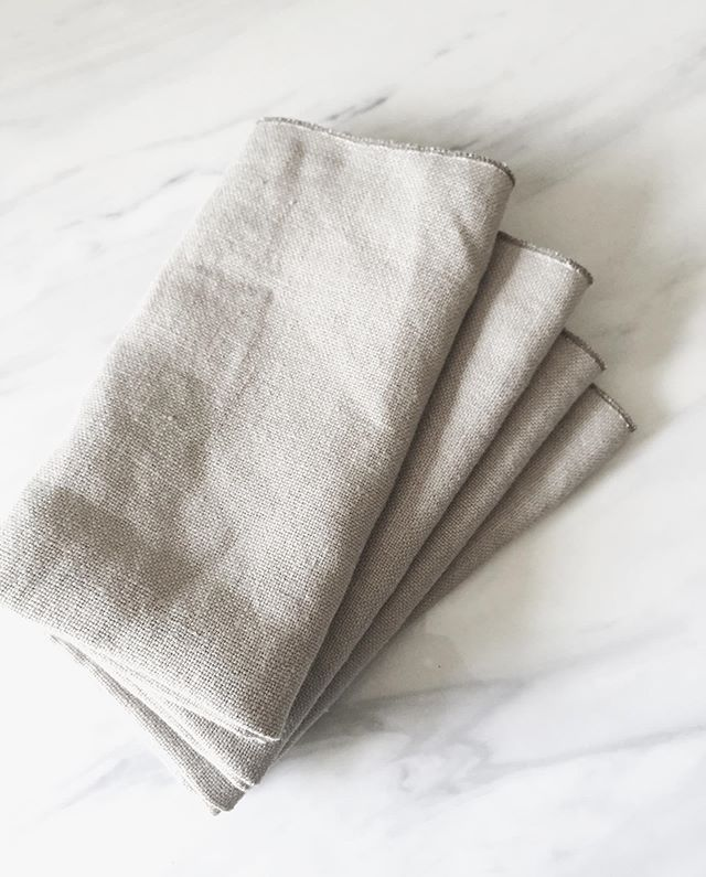 Life is not black and white but rather mostly living in the gray areas.  Yep! Looking for some amazingly thick gray linen napkins? Visit my Etsy store www.naturallinensboutique.com and click on the 'SALE' category.  Yes these are on sale right now! . . . .  #eco  #kitchendesign #minimalism #sustainable #sustainableliving #zerowaste #zerowastehome #kitchendecor #zerodechets #minimalist #organiclifestyle #gogreen #greenbeauty #ecofriendly #lowimpact #lowimpactlifestyle #unpapertowels #sparksjoy #reduce #reducewaste #ecoconcious #kitchenlinens #organicbeauty #green #linen #lovelinen #zerowastekitchen #kitchenhacks #ecoliving