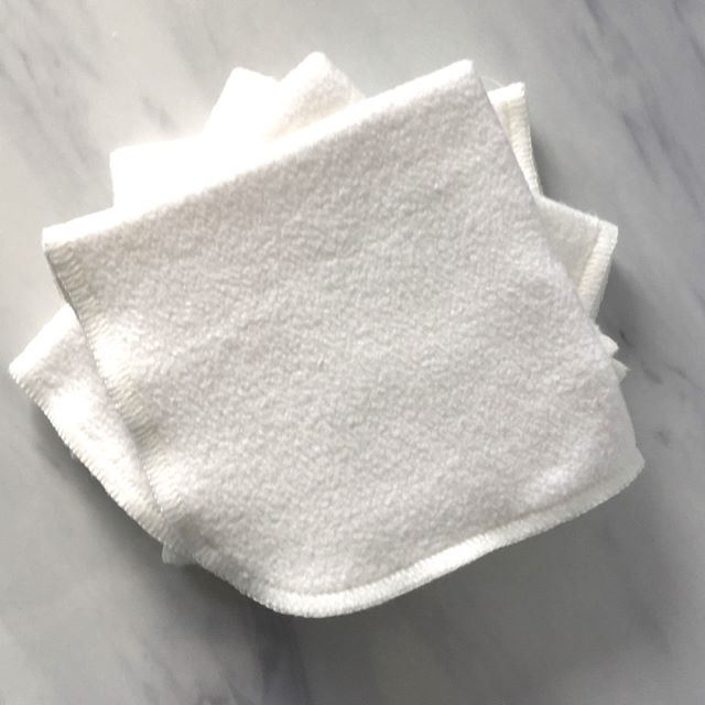 For all of you who are bamboo lovers, now offering super soft white bamboo facial cloths in my online Etsy store at www.naturallinens.etsy.com.  Link in bio!