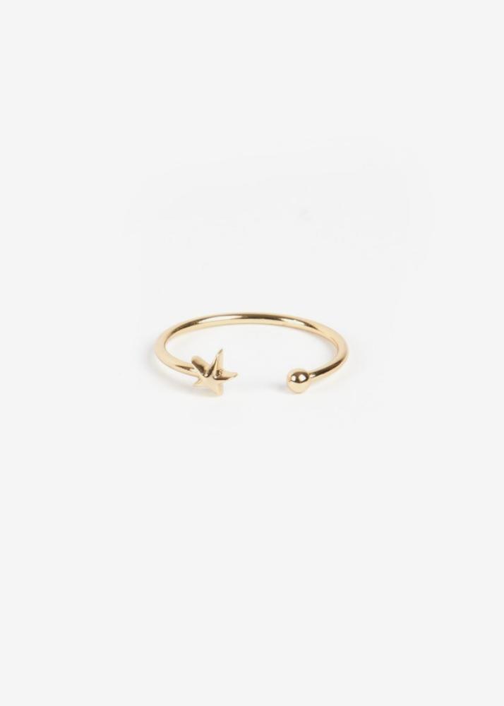 Rebecca Minkoff Open Star Ring