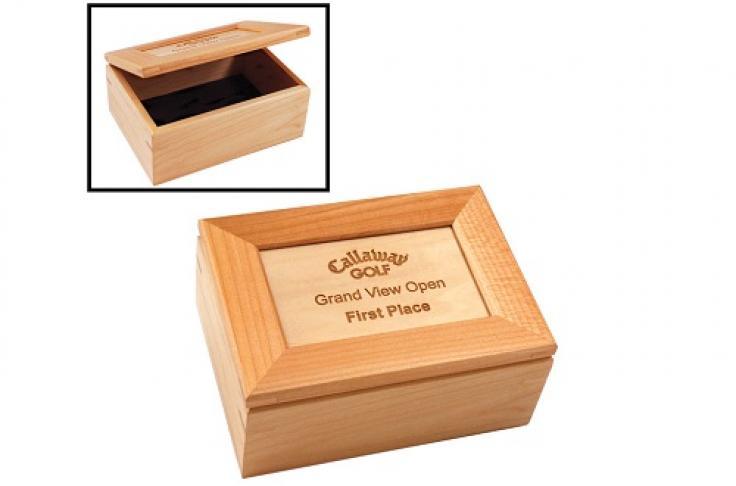 Wood Engraving-custom boxes