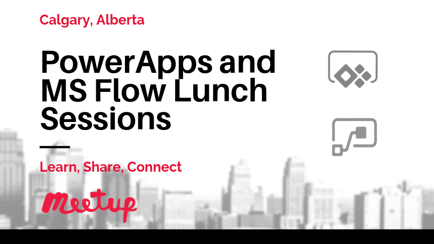 PowerApps and MS Flow Lunch Sessions - June 27 - You won't want to miss this session. We'll be covering the top content from the Business Applications Summit!