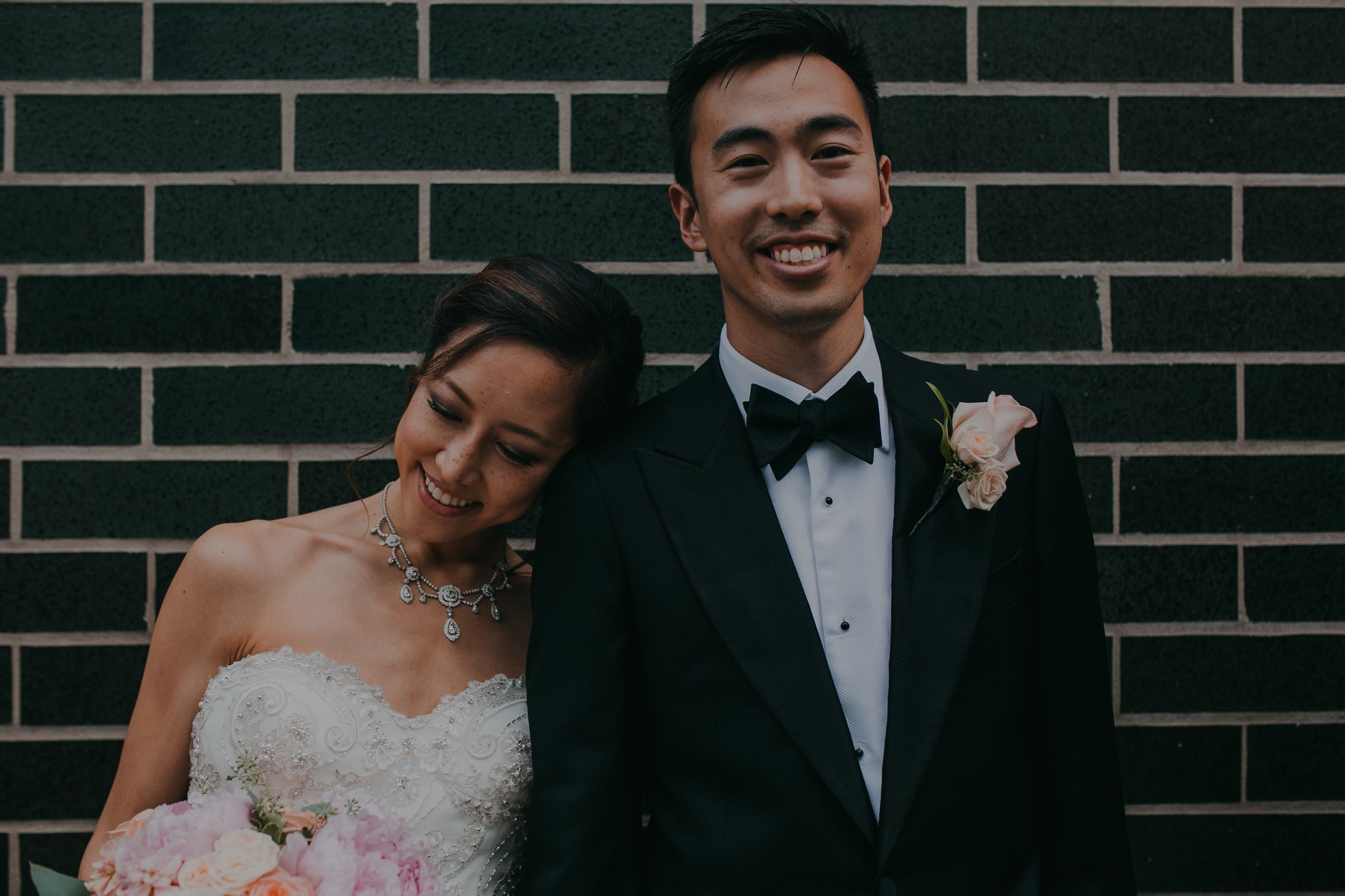 """Scott Cheng - """"BEST WEDDING PLANNNERRRRR EVERRRRRRRR. Only been married once so I can't compare to anyone else, but I can't imagine someone doing a better job!"""""""