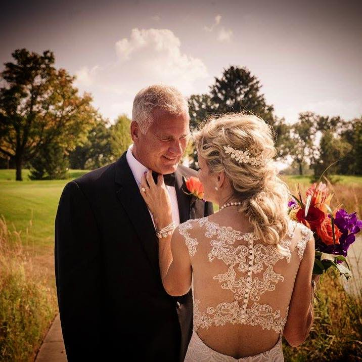 """Staci & Todd - """"T-minus 20ish days and the only thing keeping me sane is Michelle. Need a fantastic wedding planner with unbelievable multi-tasking skills to juggle cake orders, vendors, seating charts and flowers with tact and serene calmness? Look no further."""""""
