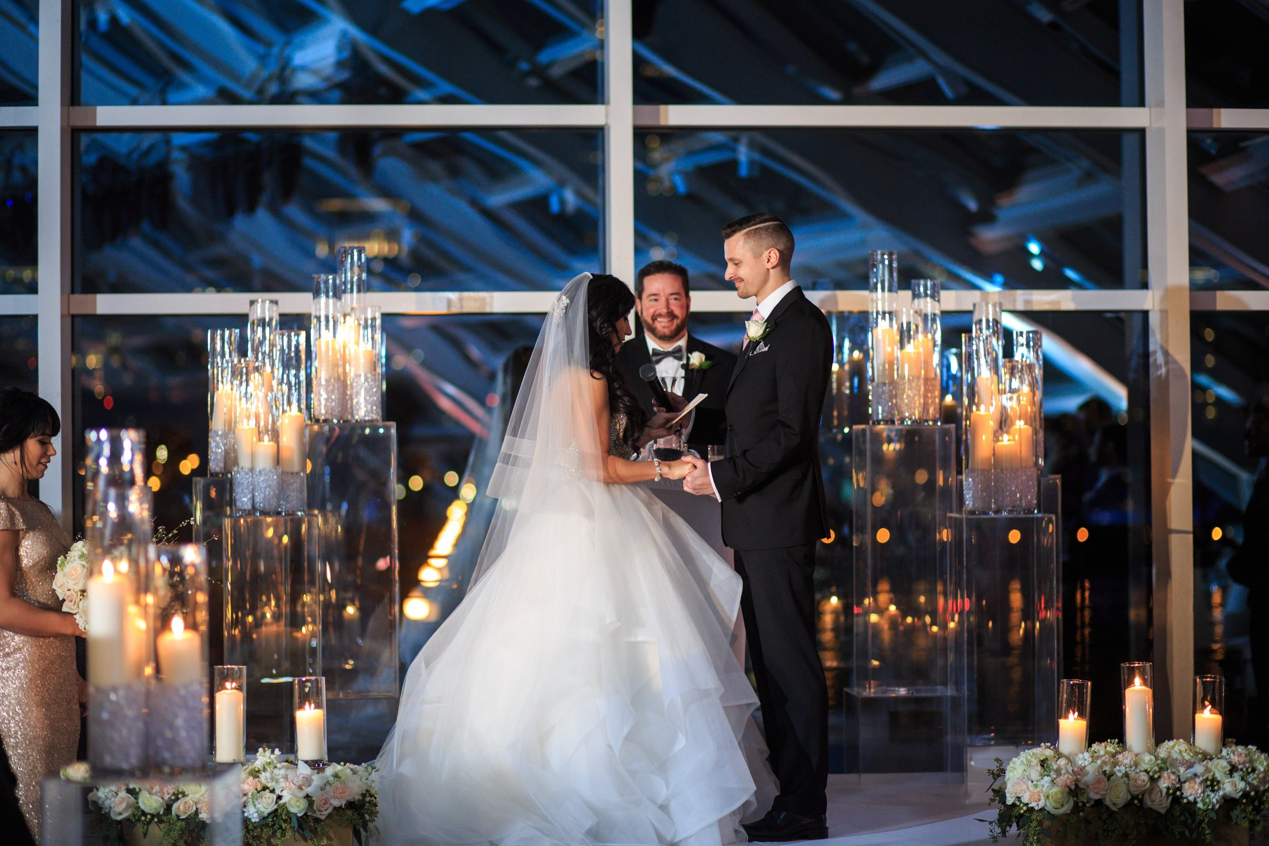 """Deb Barry - """"Your mood boards for Jessica's wedding was the beginning of a fairytale and a day full of beauty and awe, as your vision became reality. Forever grateful! Better than all the rest! You are the bomb diggity!"""""""