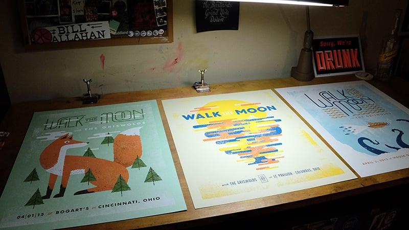 WTM-Posters