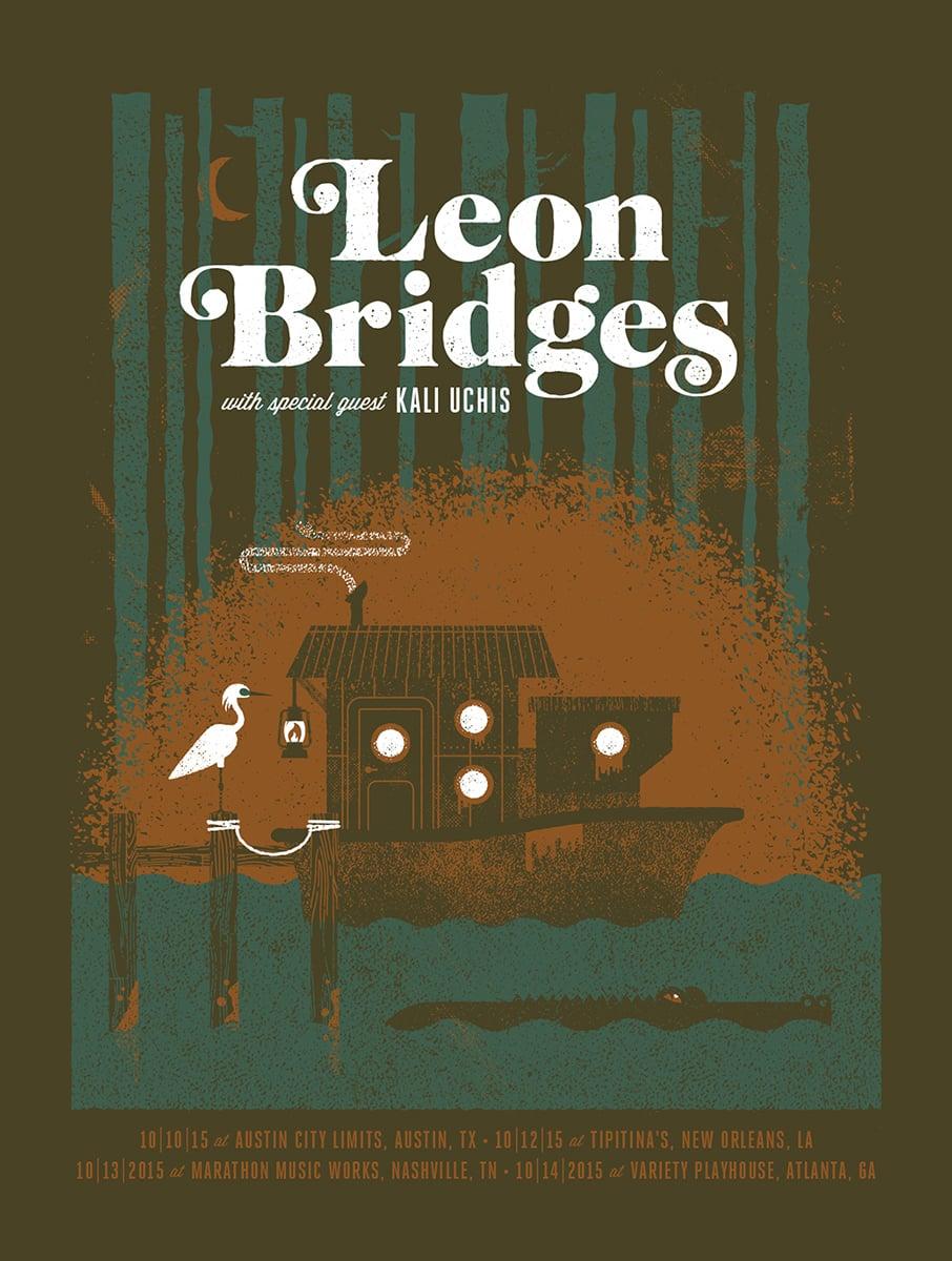 LeonBridges-Poster