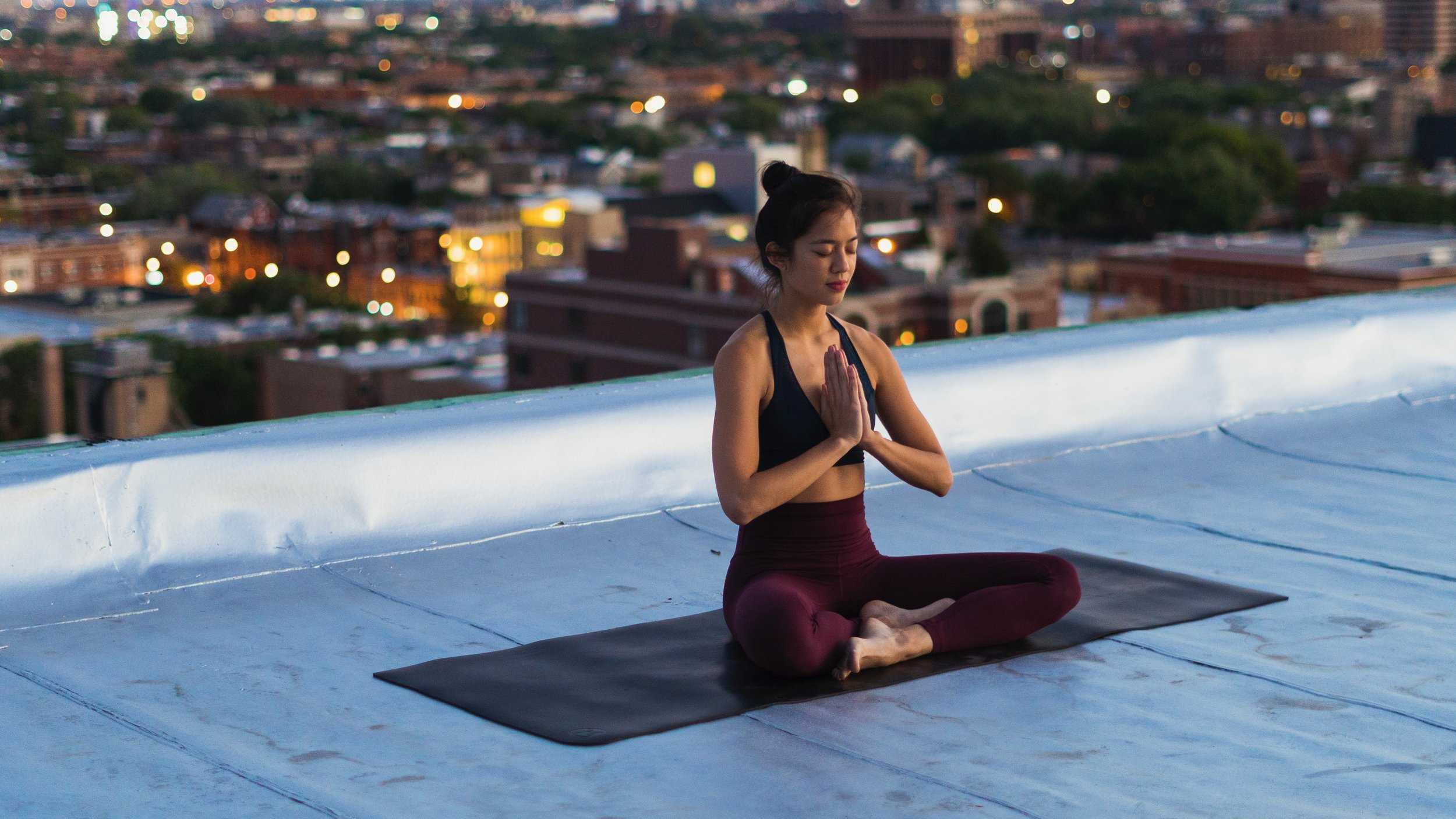 eat stretch nap mindfulness monday