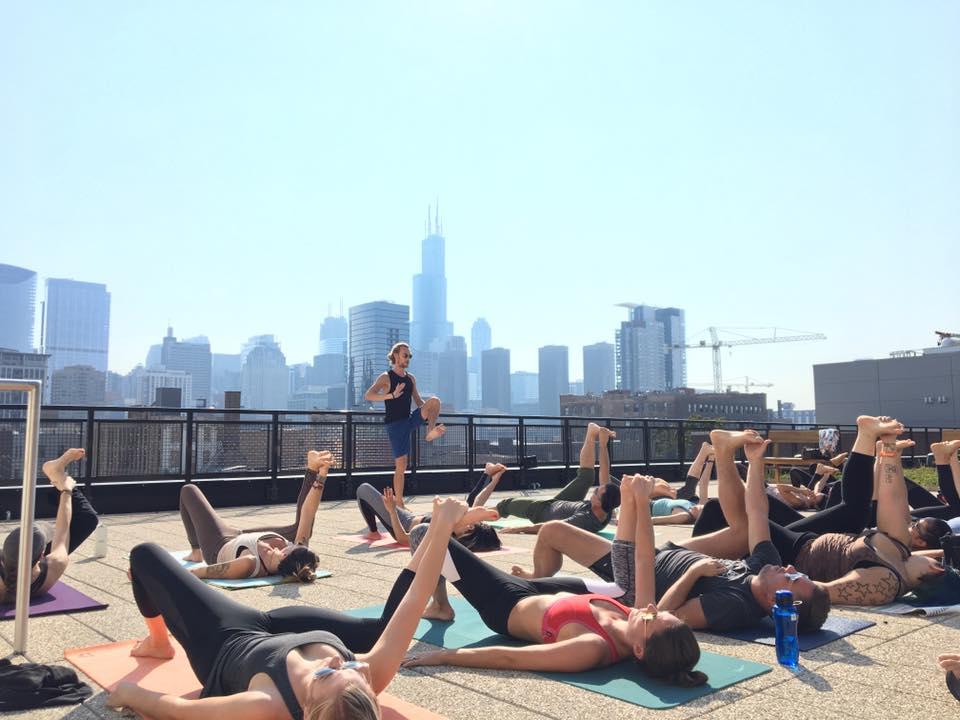 eat stretch nap yoga chicago ace hotel