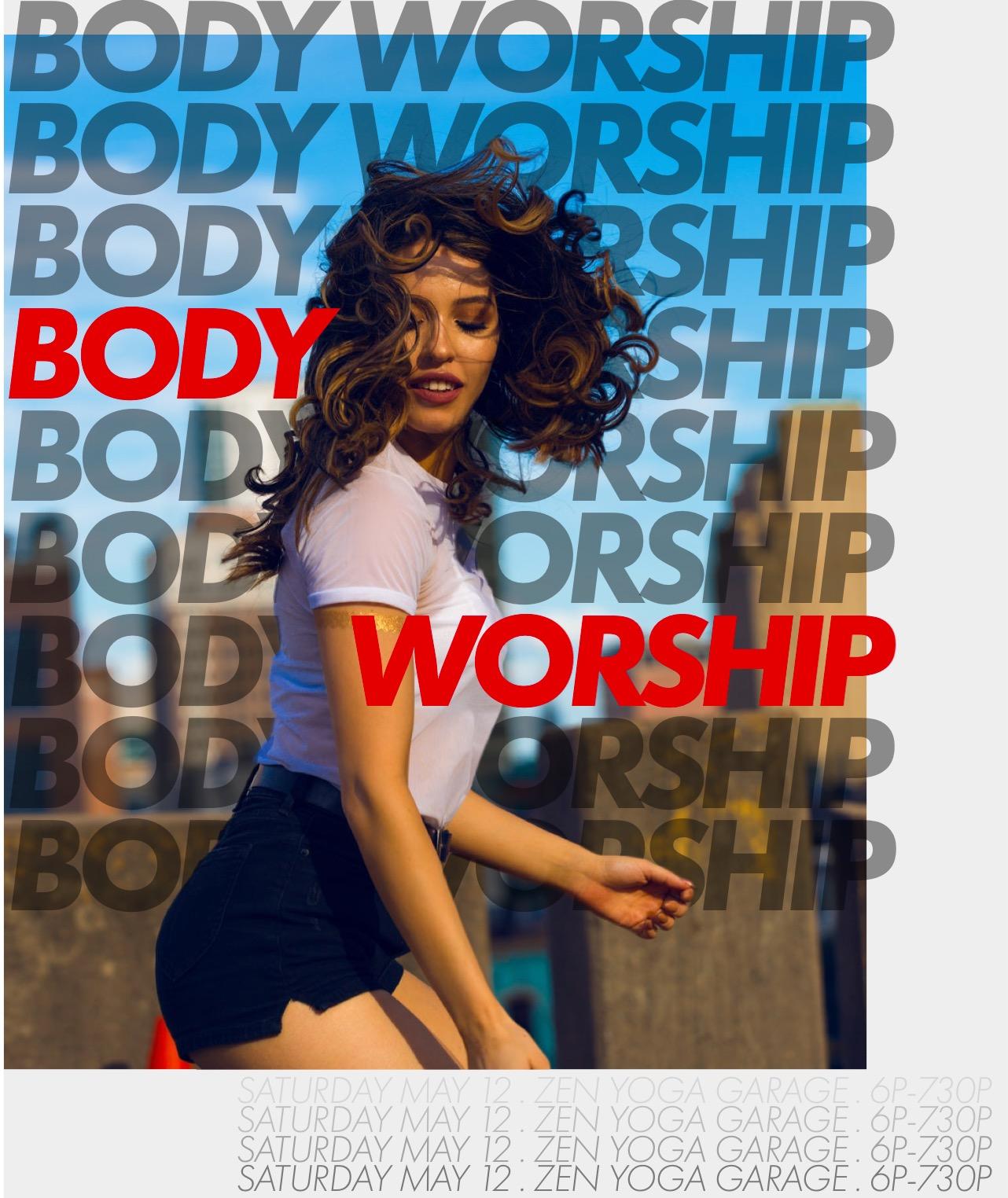body worship