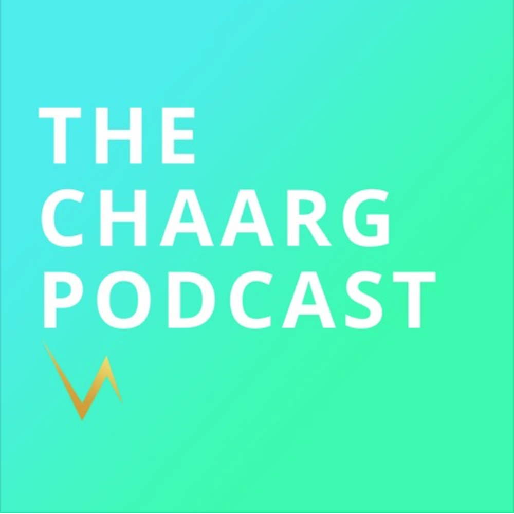 CHAARG Podcast - Meditation Q+A Cat Aldana