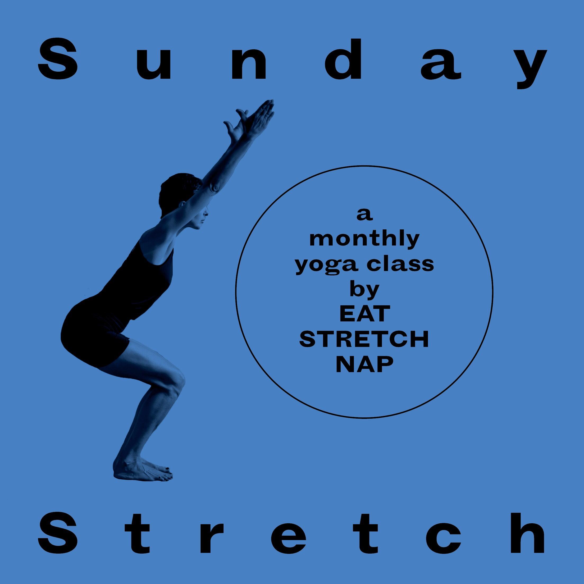 eat stretch nap ace hotel sunday stretch
