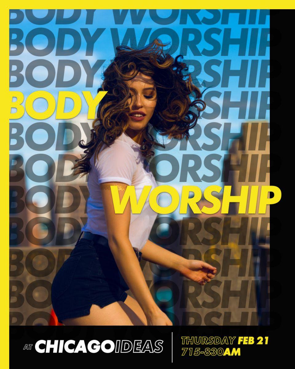 body worship mel safford