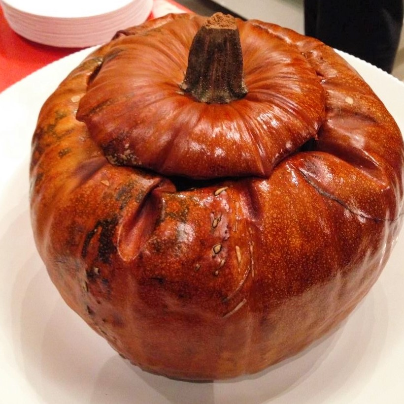Zucca_al_Forno_Roasted_Pumpkin_with_Cheese-Mushroom_1