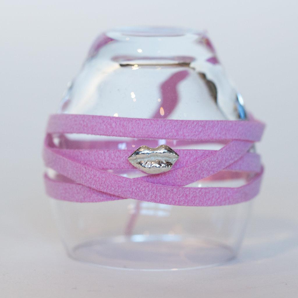 Kissme Bracelet-Pink
