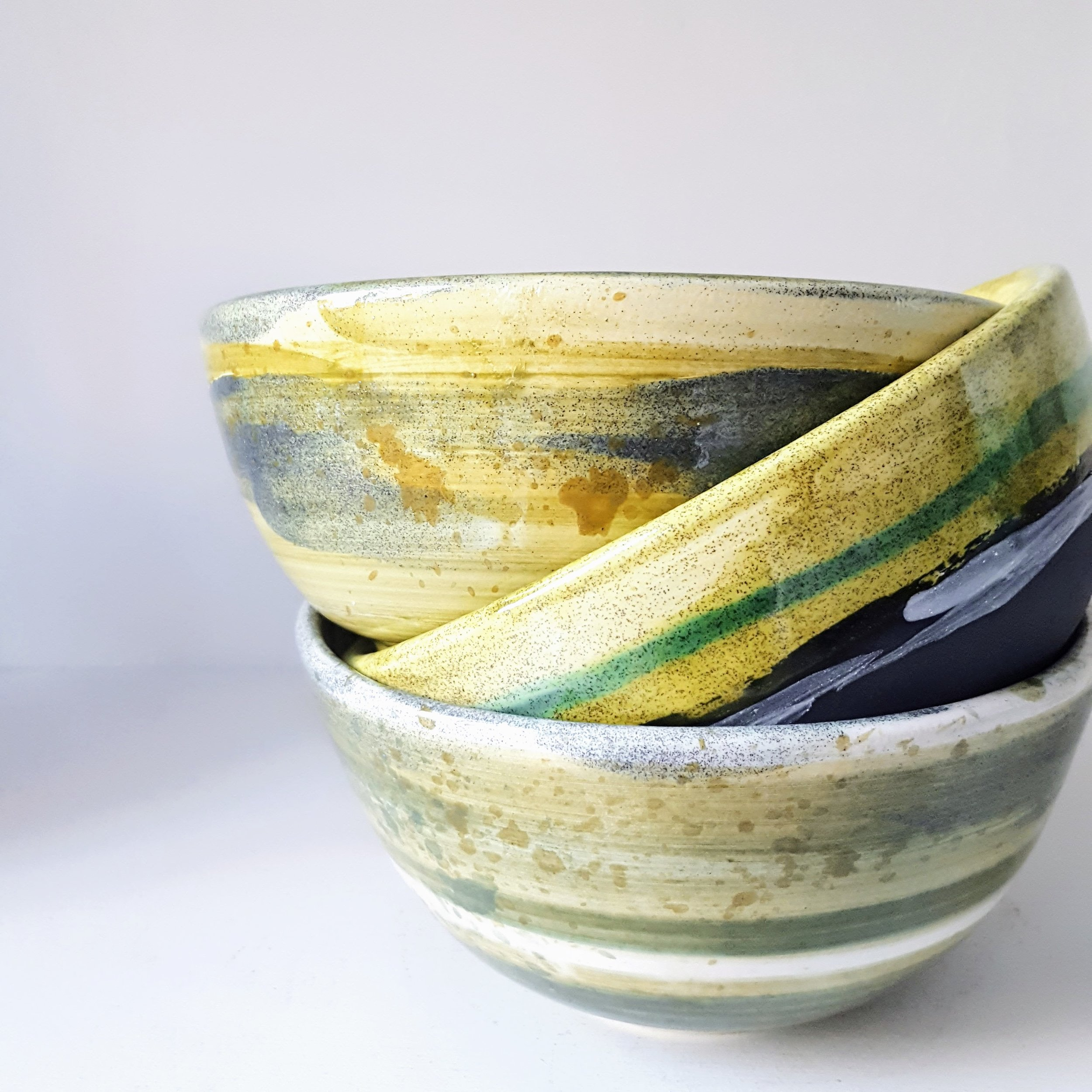 Giardini_di_Sole_Natura_Italian_Ceramics_Bowls