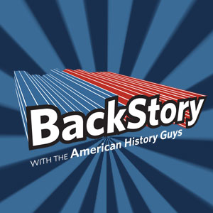 BackStory   is a public radio program & podcast that brings historical perspective to the events happening around us today. On each show, renowned U.S. historians Ed Ayers, Peter Onuf, and Brian Balogh tear a topic from the headlines and plumb its historical depths. Over the course of the hour, they are joined by fellow historians, people in the news, and callers interested in exploring the roots of what's going on today. Together, they drill down to colonial times and earlier, revealing the connections (and disconnections) between past and present. With its passionate, intelligent, and irreverent approach,   BackStory   is fun and essential listening no matter who you are.