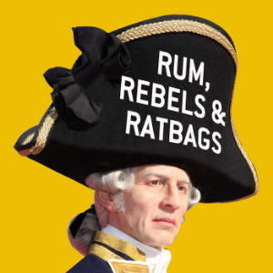Rum, Rebels & Ratbags is history not for the faint-hearted. Historian and author of 'Girt' David Hunt and ABC 702 Sydney's Dom Knight uncover the characters and events behind Australia's colorful history.