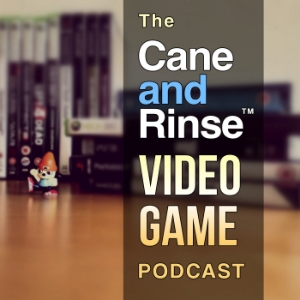 The Cane and Rinse podcast is a weekly show made by a collective of passionate videogaming enthusiasts aimed at like-minded listeners. Our ambition is to provide in-depth discussion with help from knowledgeable, articulate guests from the gaming community, the world of games development and beyond.
