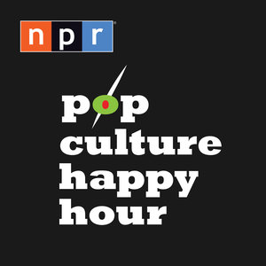 "Pop Culture Happy Hour is a lively chat about books, movies, music, television, comics and pretty much anything else that strikes a nerve, all in a weekly roundtable from NPR. Features ""Monkey See"" blogger Linda Holmes and an occasionally rowdy cast of characters. Join the club at NPR.org/pchh."