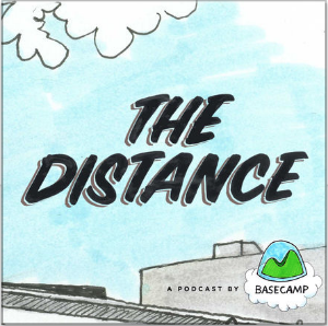 The Distance is a podcast by Basecamp about longevity in business, featuring the stories of businesses that have endured for at least 25 years and the people who got them there.