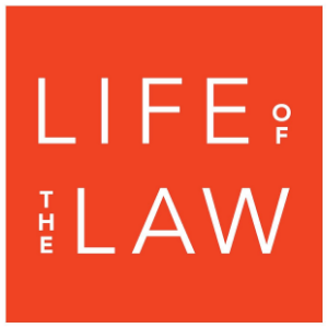 Law is alive.  It doesn't live in books and words. It thrives on our streets, in our schools, in our courtrooms and in our lives. Listen. We're telling stories about the law