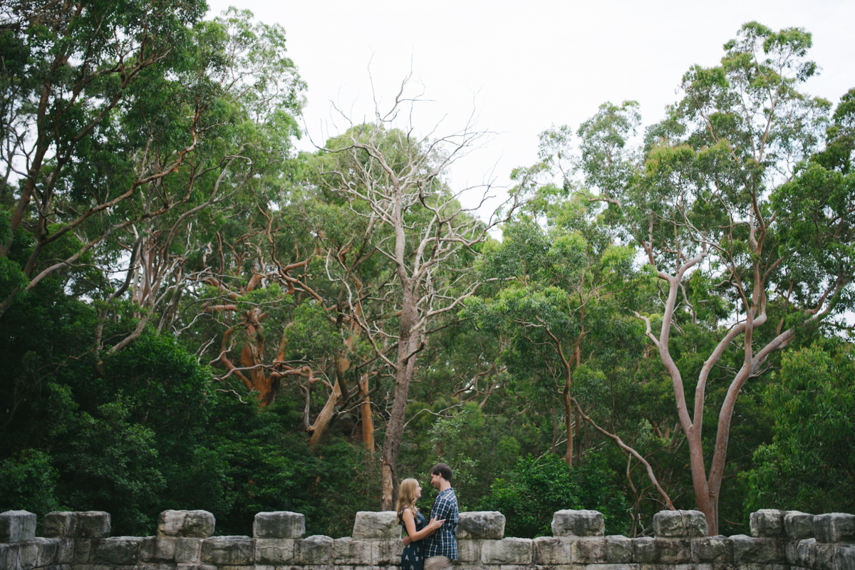 Christine and Charly - Oatley Park, Sydney