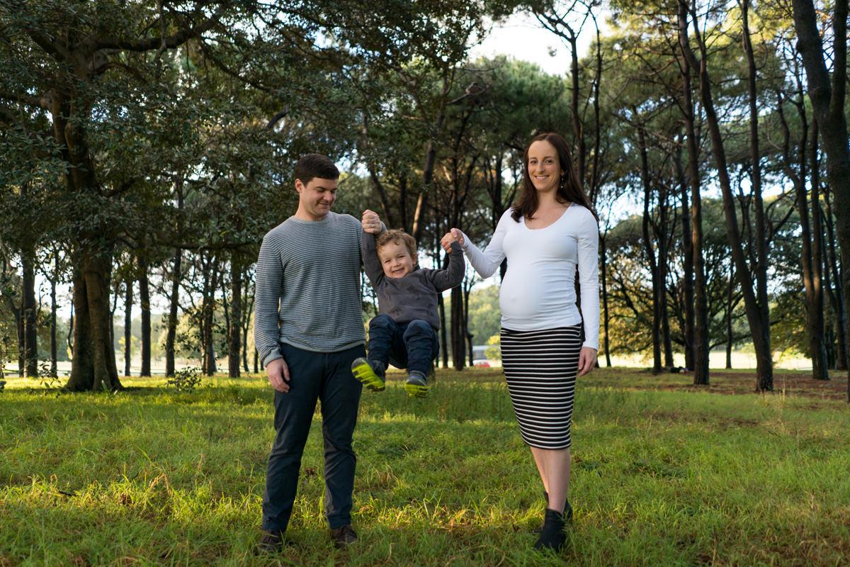Worboys Family - Centennial Park, Sydney