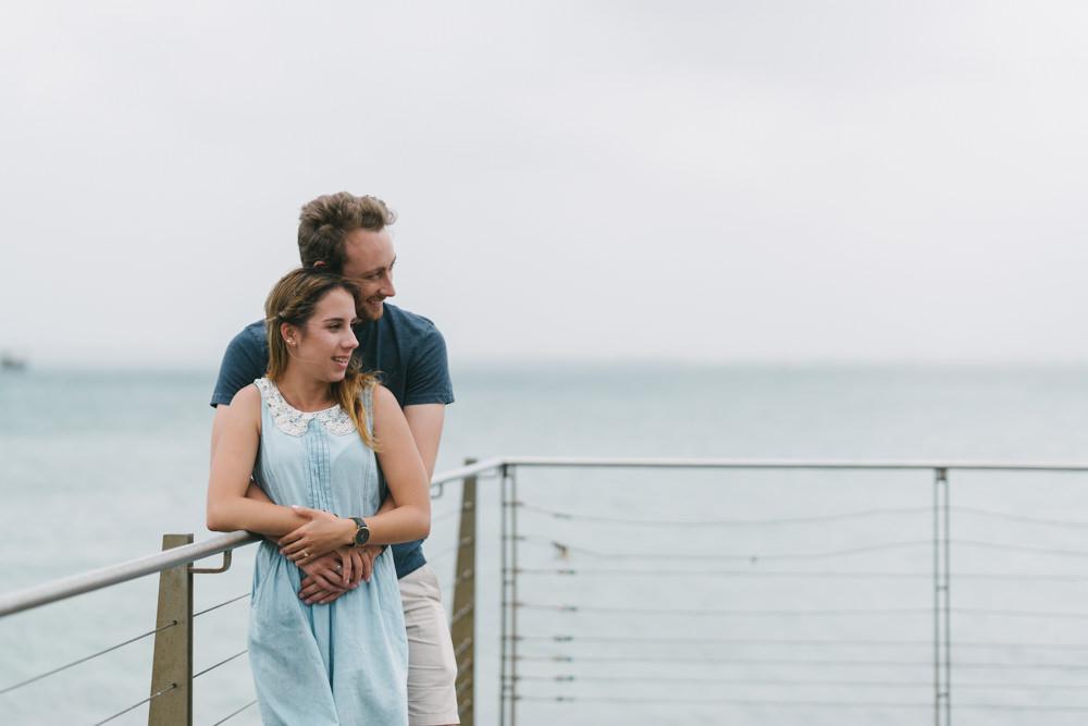 Aidan and Alice - Kurnell