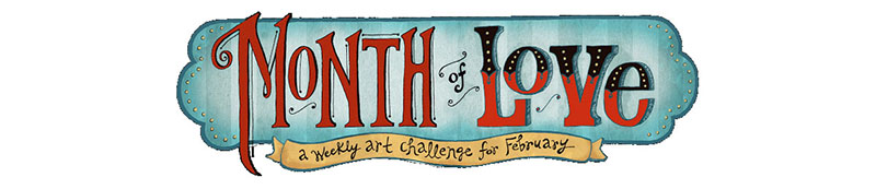 This is the last week to participate in Month of Love! The last week's word is  Fantasy .