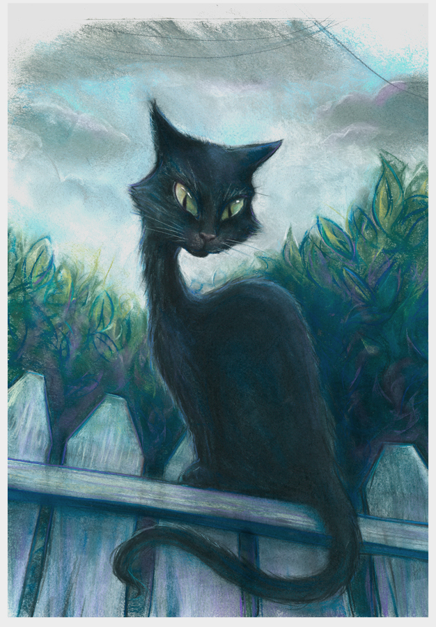 Cat Coraline Original Ashlylovett Com