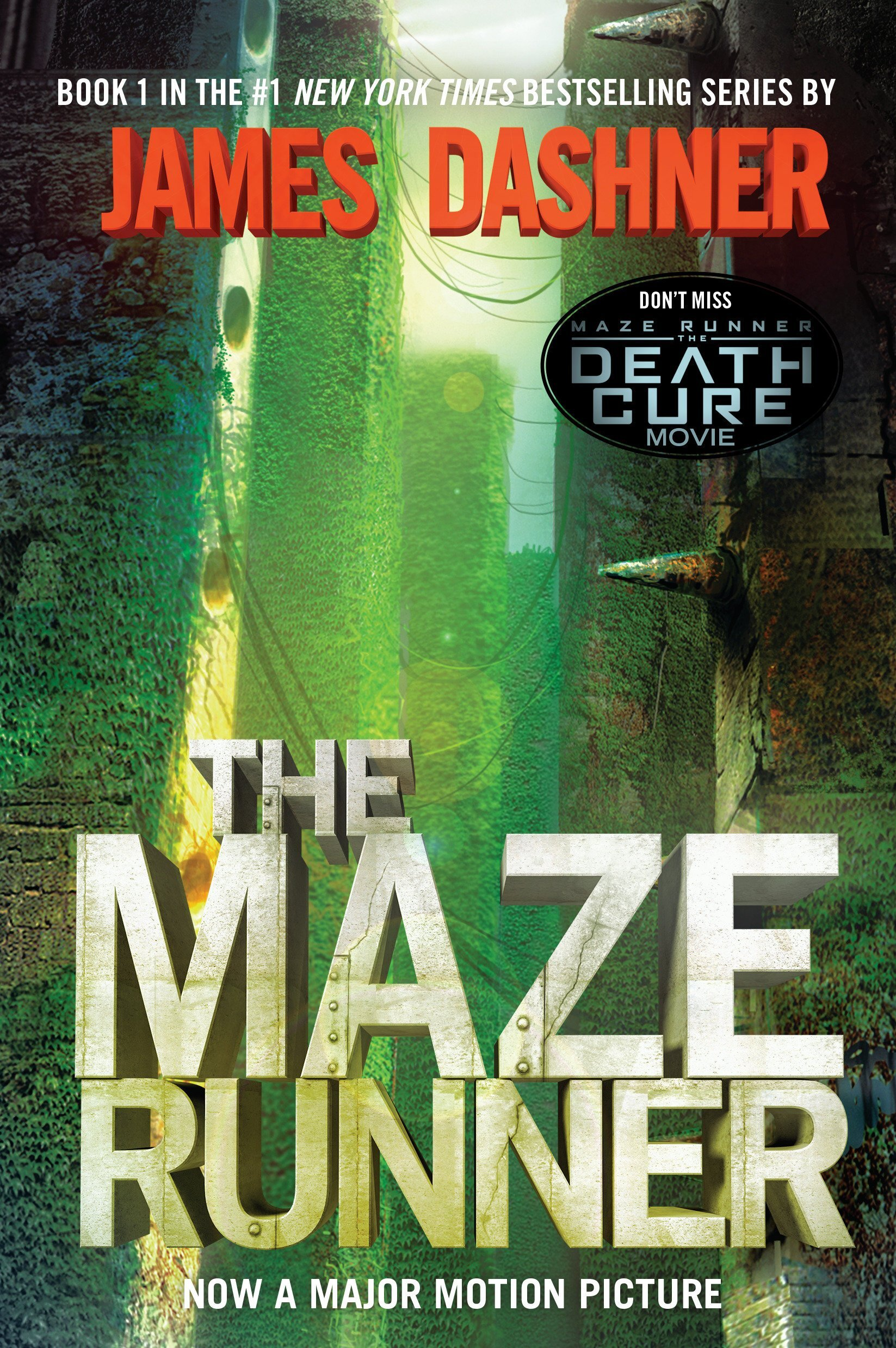 The Maze Runner (Book #1) by James Dashner — Southampton Books - Sag Harbor  Books
