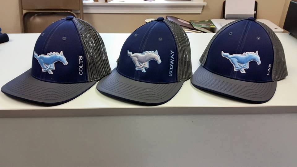 Medway Mustangs Hats