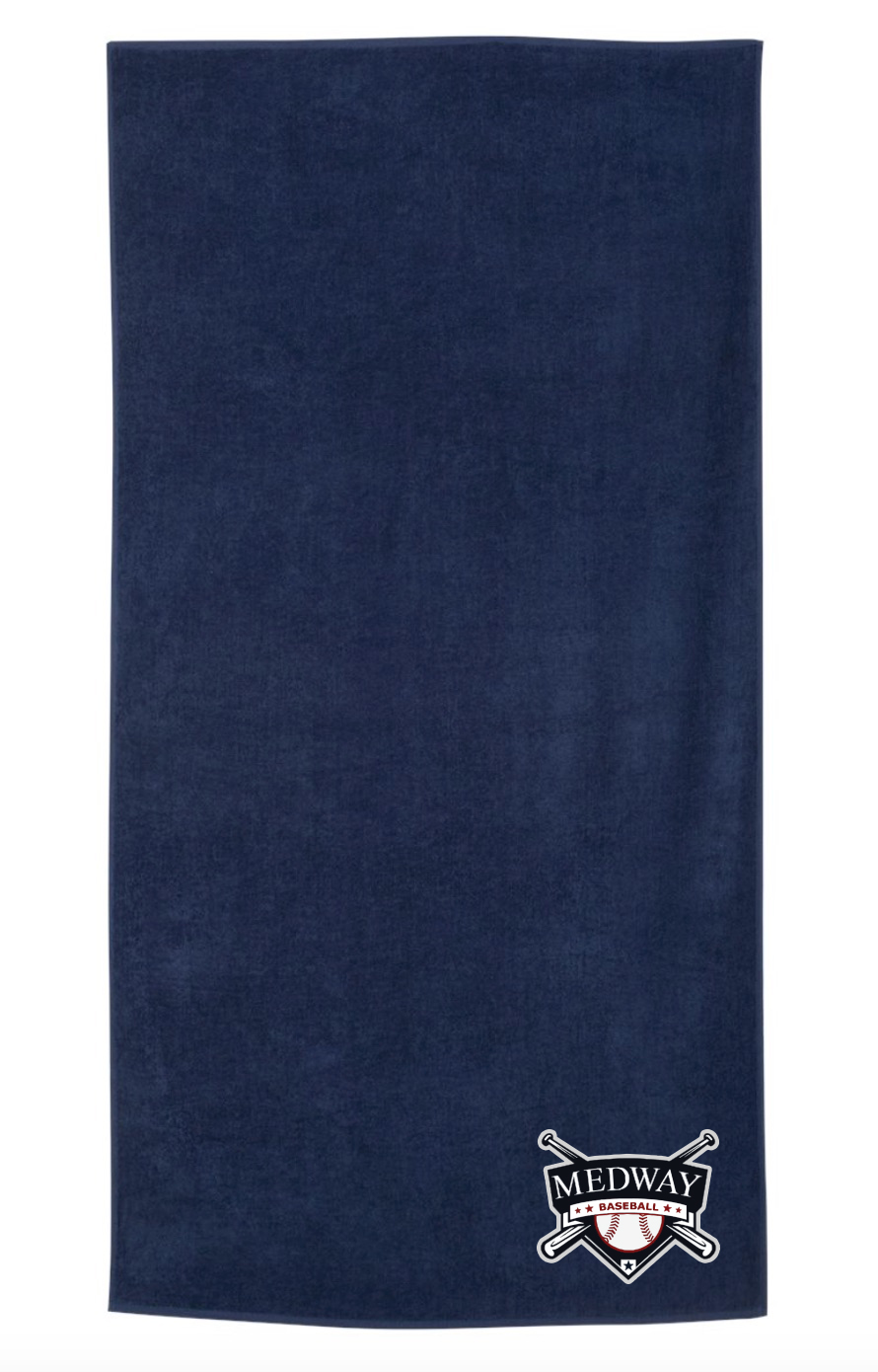 Beach Towel - Two embroidery options available$22