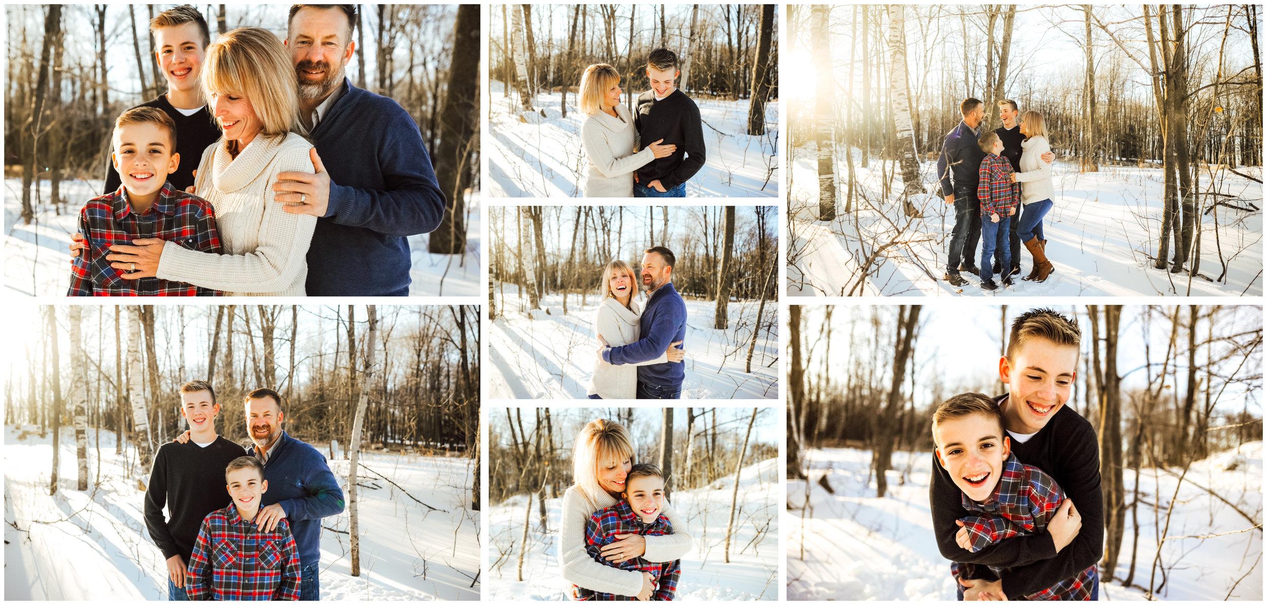 Kelly Jacobi Photography | Wausau Photographer Wausau Family Photographer Wausau Central Wisconsin Photographer Lightroom Collage Lightroom Collage templates
