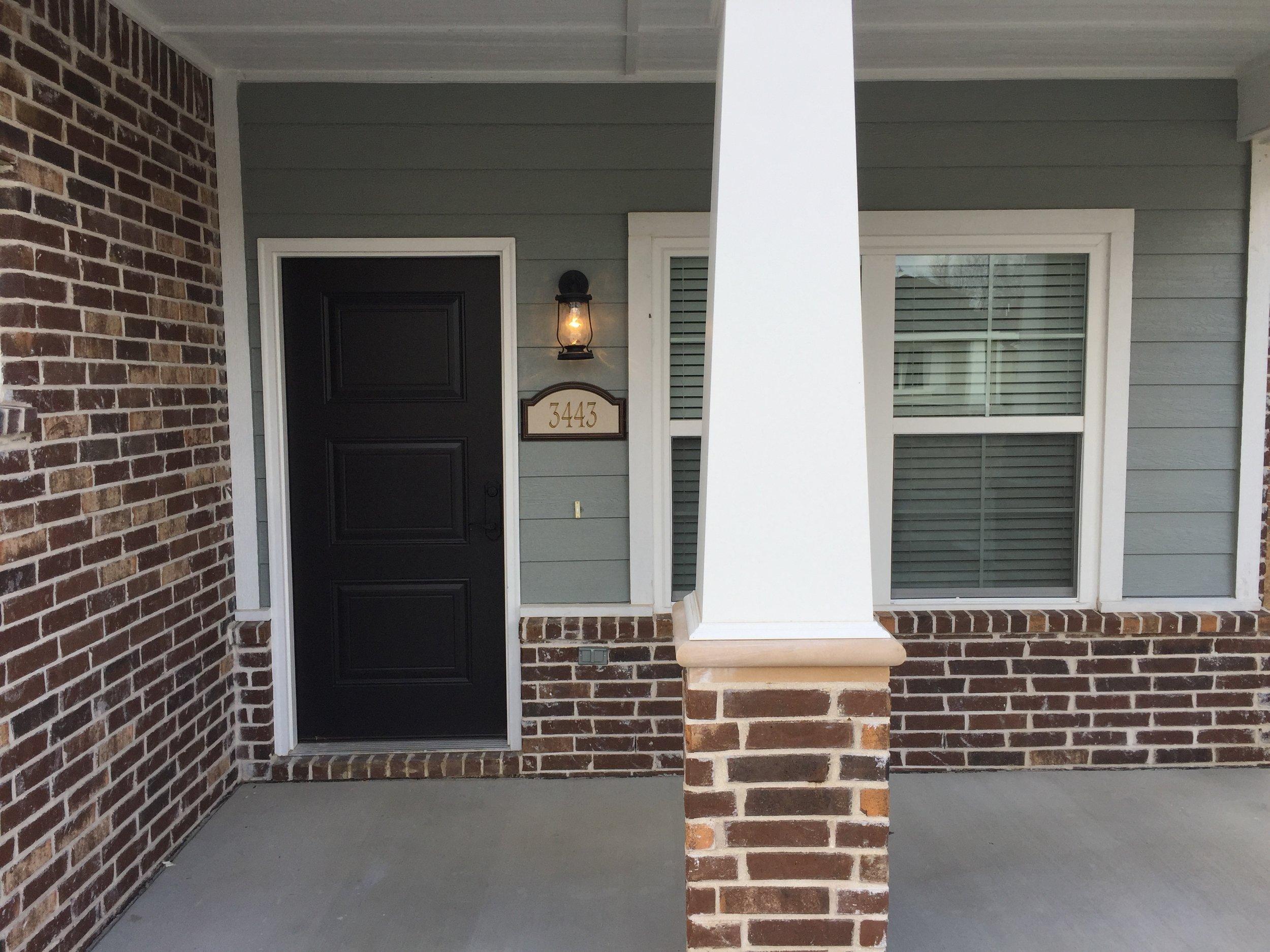3443 front door exterior