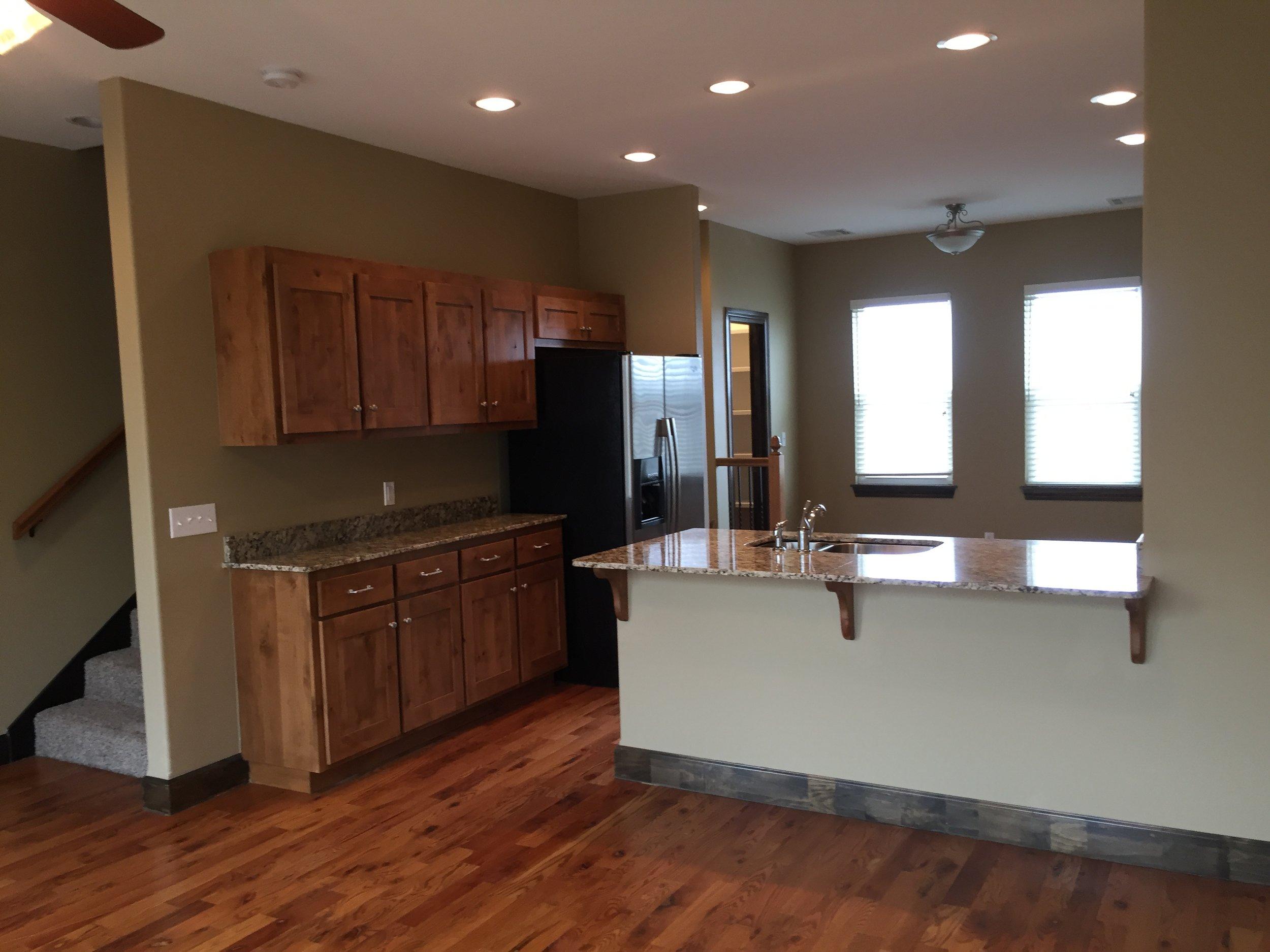 2011 se nova ave kitchen from living
