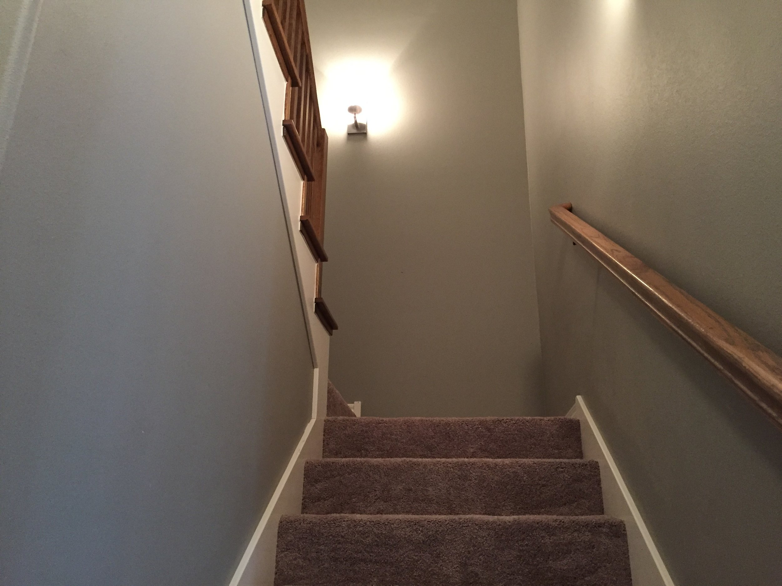 Stair up A