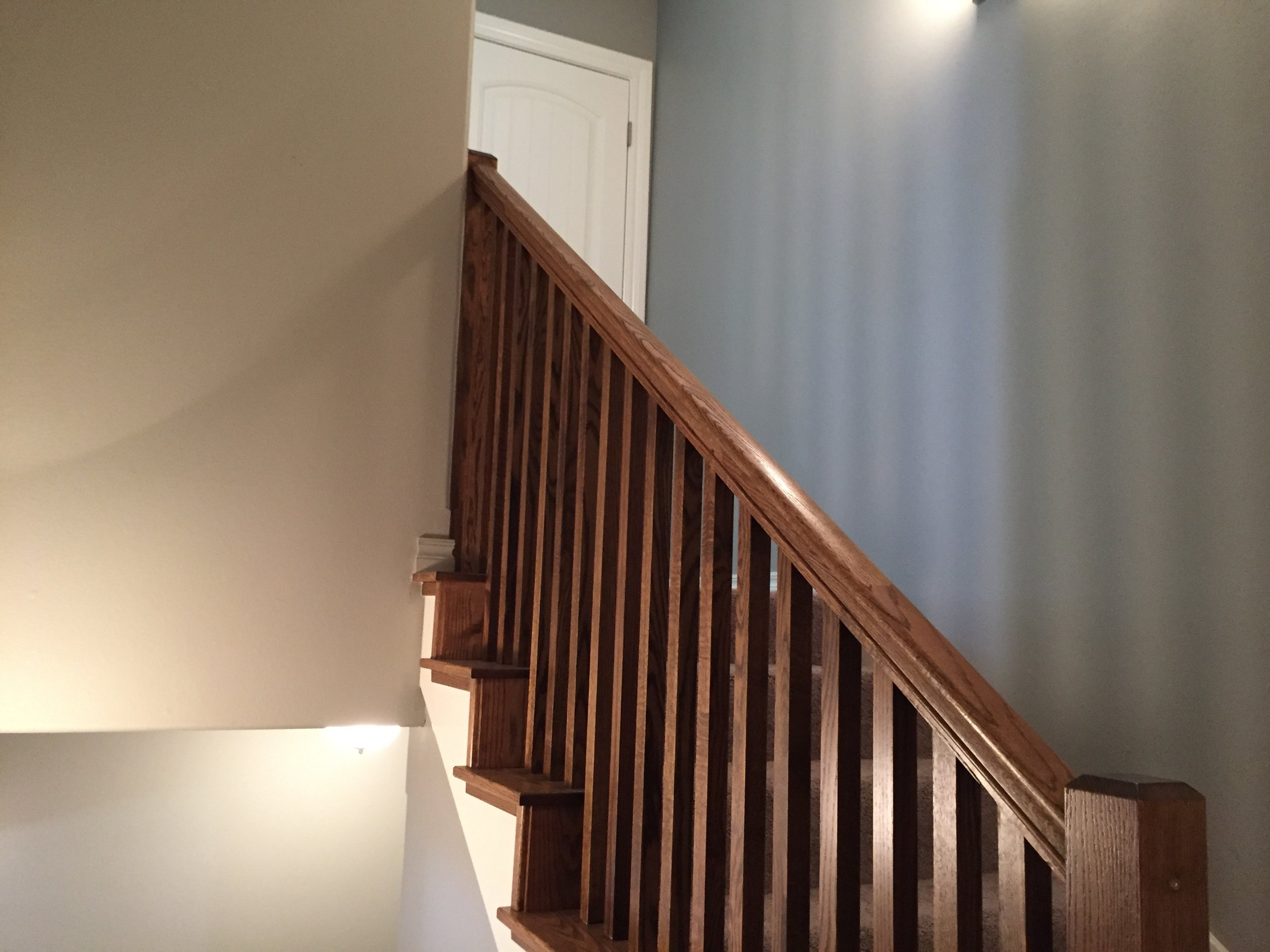 Stair up B